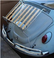 Decklid Luggage Rack - Beetle