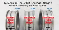 AAA Bearing Flange Measurement