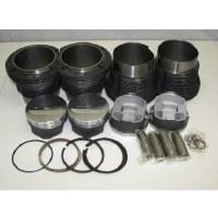 Piston Kit T4 104 x 71 (AAVW104T4S71)
