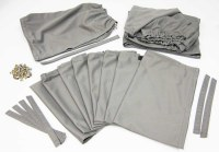 Westy Curtain Set 74-79 GREY
