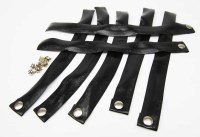 Westy Curtain Ties Bus 74-79
