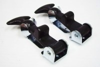 Rubber Hold Down Latches Pair