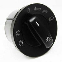 MK6 Euro Headlight Switch BLK