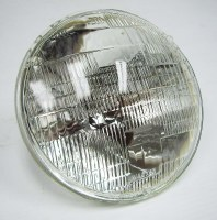 "7"" Round 6V Headlight"