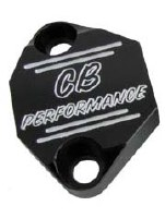 Fuel Pump Block Off - CB Black