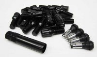Tuner Install Kit 14x28mm BLK