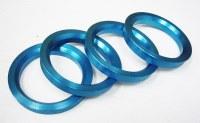 Hub Rings Set 57.10 / 72.6