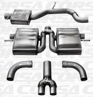 Corsa Audi TTRS MK2 2.5T CB