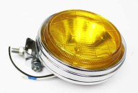 "Fog Light 4"" Amber Each Flat"