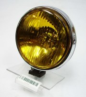 "Foglight 6"" Amber/Chrome"