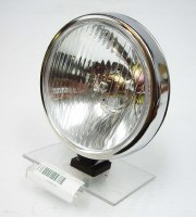 "Foglight 6"" White/Chrome"