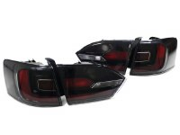 Jetta 6 Taillights Clr/Blk/Red