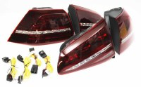 MK7 LED Black Cherry R Tail.