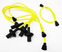 Empi Spark Plug Wires - Beetle - Yellow