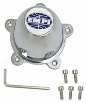 Centre Cap GT-5 Chrome Plastic