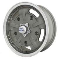 Corsa Wheel Gunmetal 15x5.5 (EP10-1121)