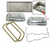 Valve Covers - Stainless Steel