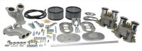Empi Dual D T1 36mm Carb Kit