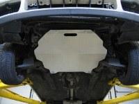 Evo Skid Plate - VW MK2 / MK3
