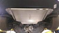 Evo Skid Plate - VW MK7