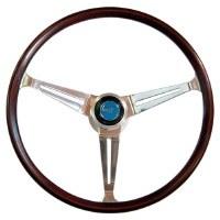 Flat-4 GT Wood Steering Wheel