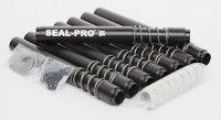 Fast Fab Push Rod Tubes BLK