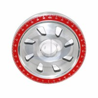 Crank Pulley IAP - Red