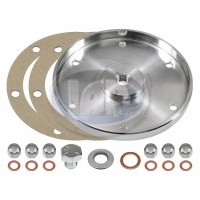 MST Oil Sump Plate Silver
