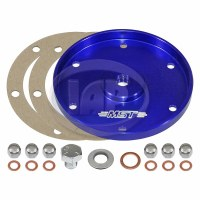 MST Oil Sump Plate Blue
