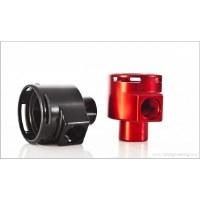 Fuel Pressure Reg. Housing Red