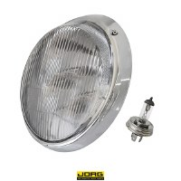 Headlight Assy H4 Porsche
