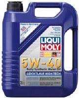 Liqui Moly Oil 5W-40 Leichtlauf 1L (LM2331)