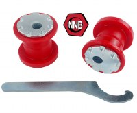 NNB MK7 Front Control Arm Bushings Front Position Camber