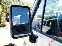 Vanagon Power Mirror Glass Fix Kit LEFT Flat