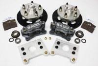 Disc Brake Kit Bus 55-63 5/130