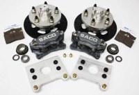 Disc Brake Kit Bus 64-70 5/130