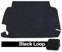 Trunk Carpet T1 68-78 BLK