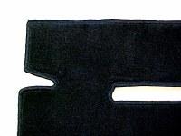 Carpet Cabriolet 80-93 Black