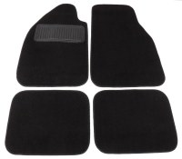 Carpet Floor Mats Beetle BLK
