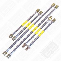 Stainless Brake Line Set