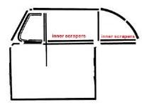Inside Scraper LH/RH FR/RR