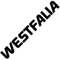 """Sticker - Westfalia - 17"""""""