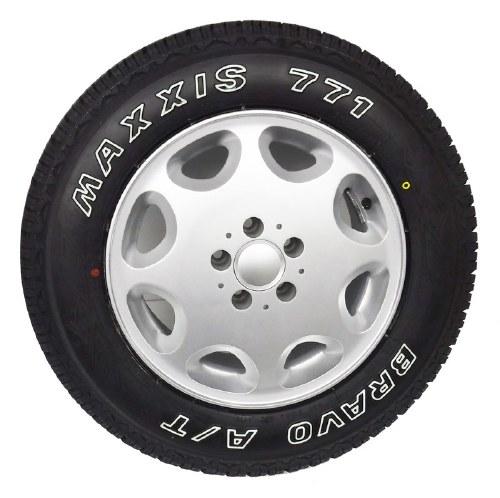 "Alloy 16"" Bus/Van Wheel Tire Set 006 215/70/16"