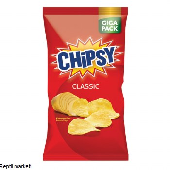 Chipsy Classic-Чипс 250gr