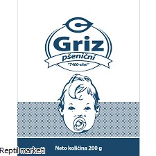 CENTRO - Гриз 200gr
