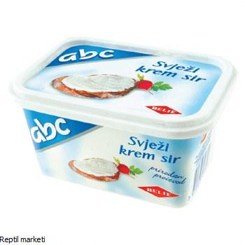 ABC-Свеж крем сир