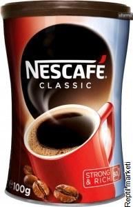 Nescafe Classic-Кафе 100gr