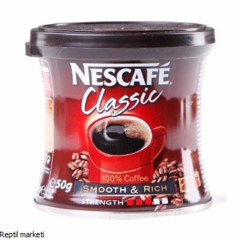 Nescafe classic -Кафе 50gr