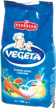 Vegeta-Сув зачин