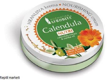 AFRODITA CALENDULA NUTRI 150ml